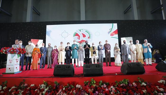 Bangladesh Pratidin accords reception to talents of various sectors