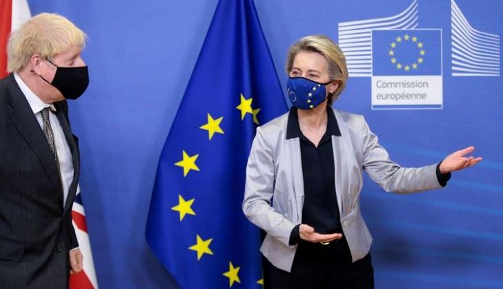 EU launches legal proceedings against UK over Irish border