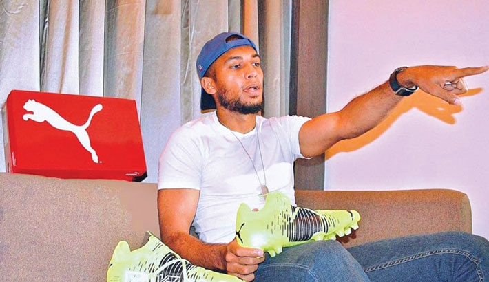 I-League experience to pay dividends: Jamal
