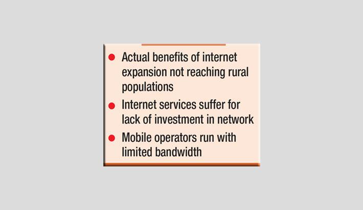 Poor internet services may hinder 'Digital Bangladesh' vision