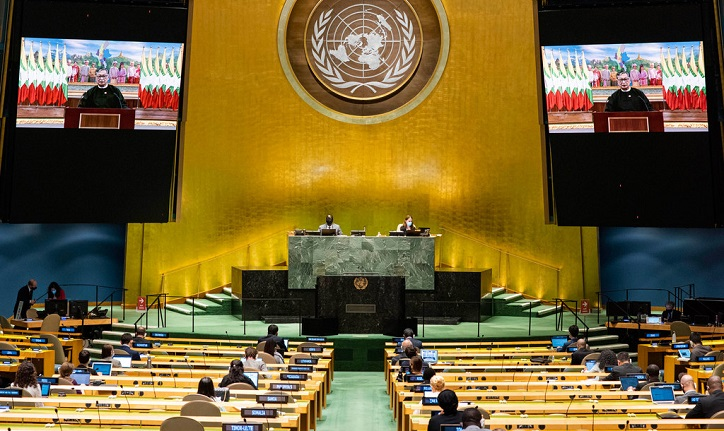 UNGA: Hold an Emergency Special Session on Myanmar