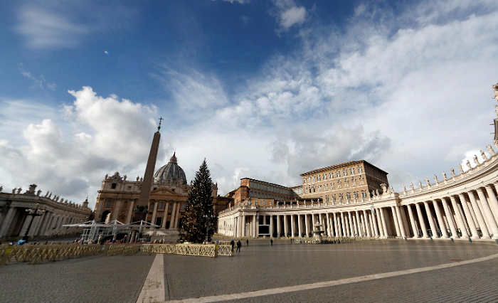 Catholic Church cannot bless same-sex unions: Vatican
