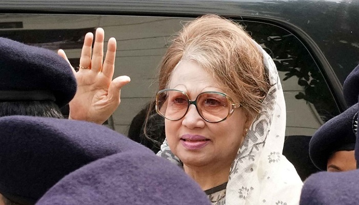Khaleda's conditional release extended for another 6 months