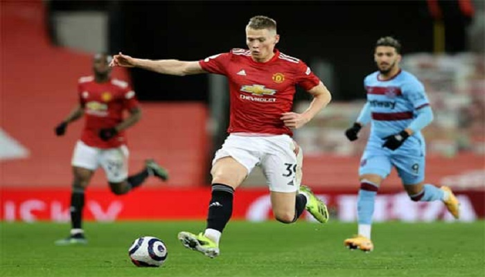 Man Utd close in on Champions League return with West Ham win