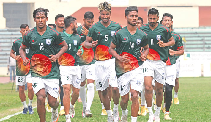 Nepal tri-nation will be a testing ground for footballers: Jamie