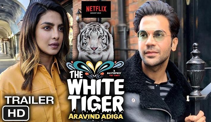 Priyanka's film 'The White Tiger' nominated for Oscars