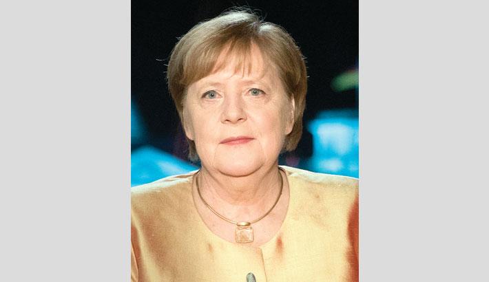 Merkel party suffers setback in regional polls