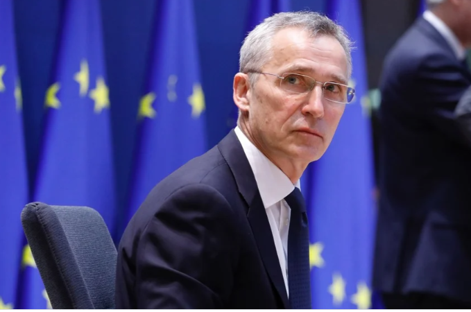 NATO chief urges US, EU to mend alliance to stop China 'bullying countries all over the world'