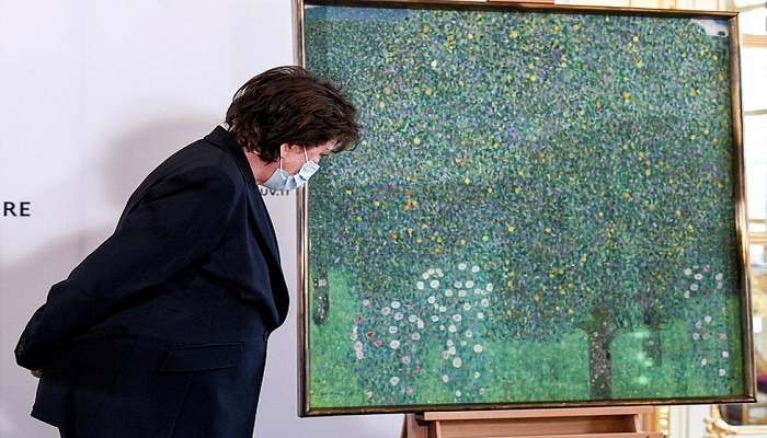 France to return Klimt painting sold under duress during Nazi era