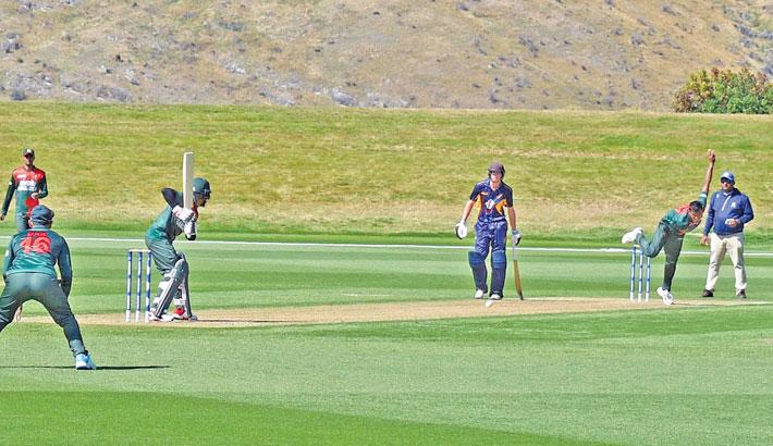 Mithun, Rubel prove worth in warm-up game