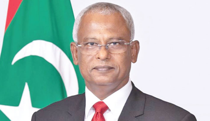 Maldives President, FM greet Bangladesh