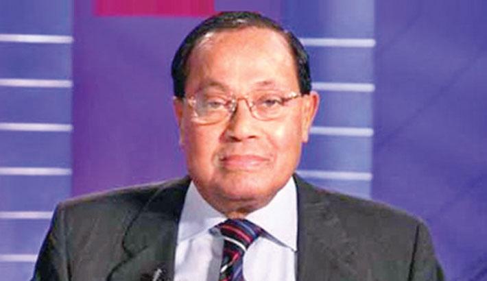 Moudud Ahmed passes away