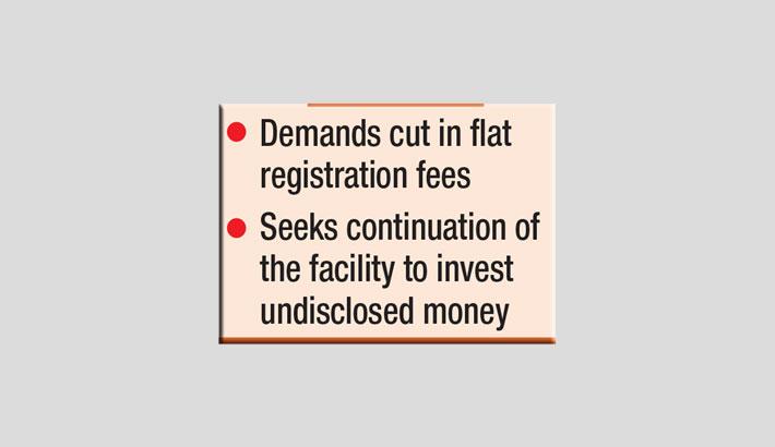 REHAB seeks spl fund for real estate sector