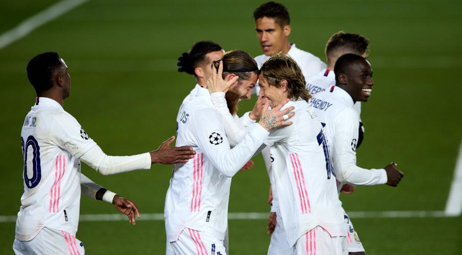 Real Madrid beat Atalanta to reach Champions League quarter-finals