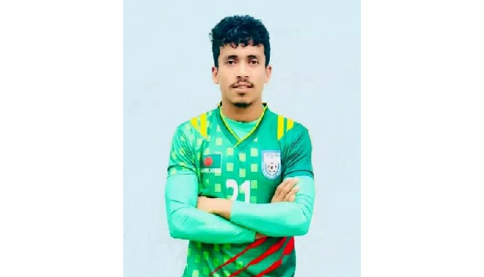 Midfielder Rakib tests positive for COVID-19