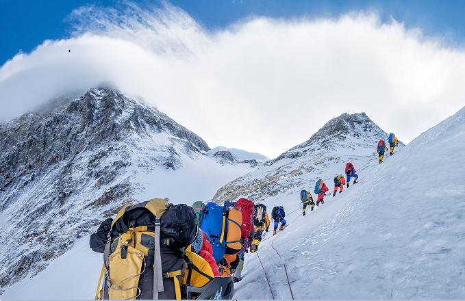 Nepal expecting hundreds of climbers despite pandemic