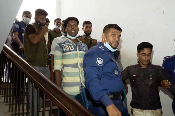 Four get death, 5 others life term for killing medicine trader in Khulna