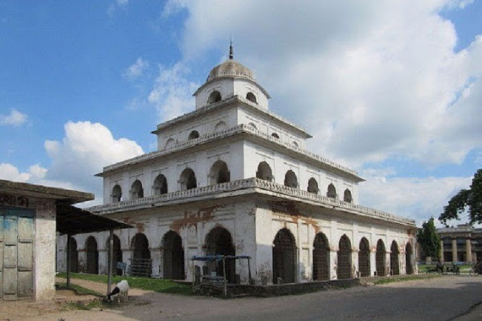 Archeological heritage 'Borokuthi' to be renovated in Rajshahi