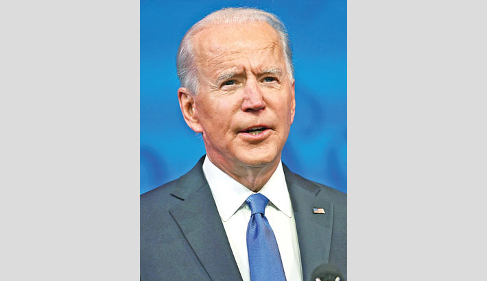 Biden urges migrants not to come to US