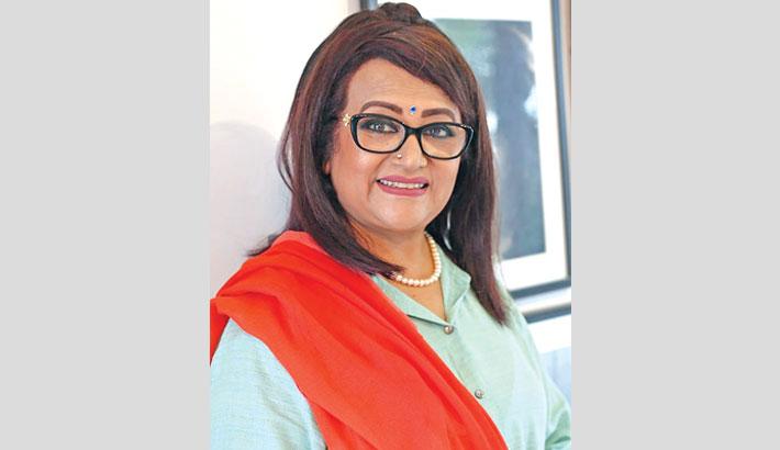 Babita receives 'Int'l Women's Day Award'