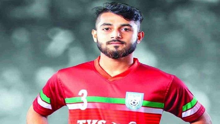 Bangladesh football star Rahmat tests positive for Covid-19