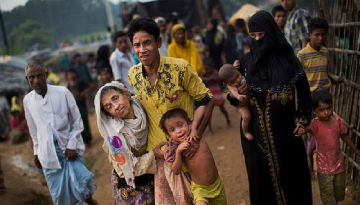 Japan extends emergency grant aid for displaced Rohingyas