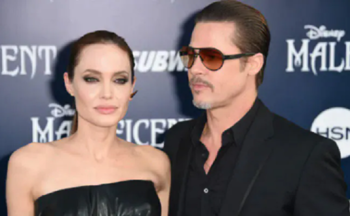 Angelina Jolie claims she has proof of domestic violence against Brad Pitt