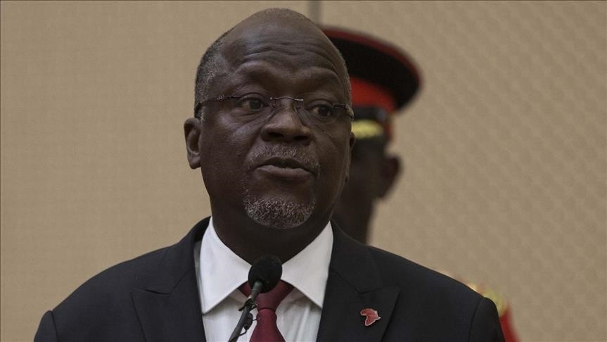 Tanzania's president dies after Covid rumours