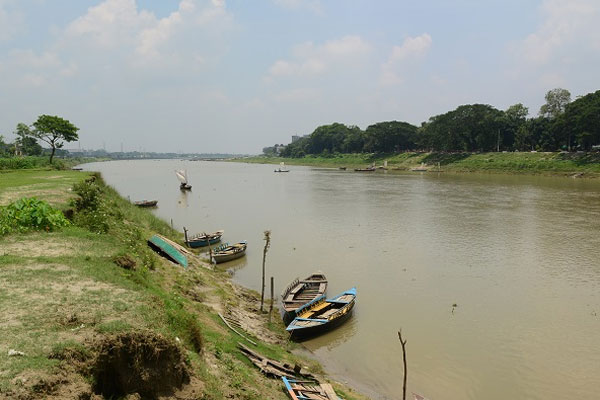 Father, son drown in Brahmaputra river