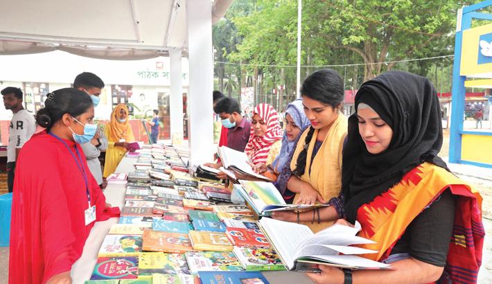 Book Fair Amid Covid-19
