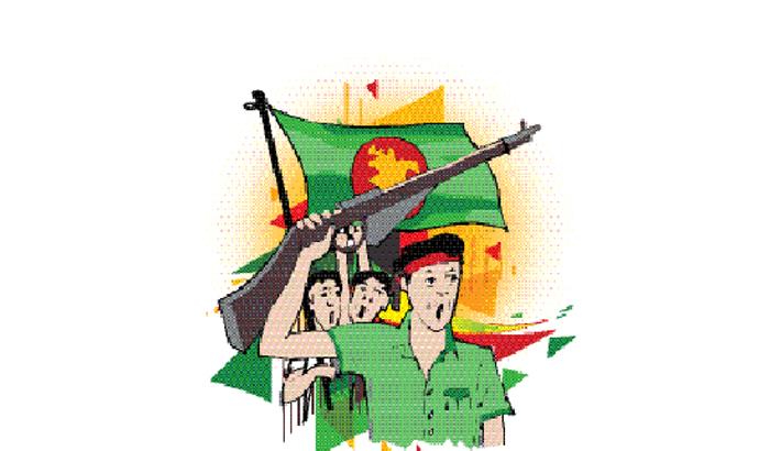 Resistance against army in Joydebpur