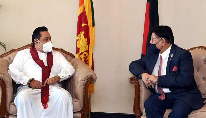 Sri Lanka vows to back Bangladesh in UNHRC election: Momen