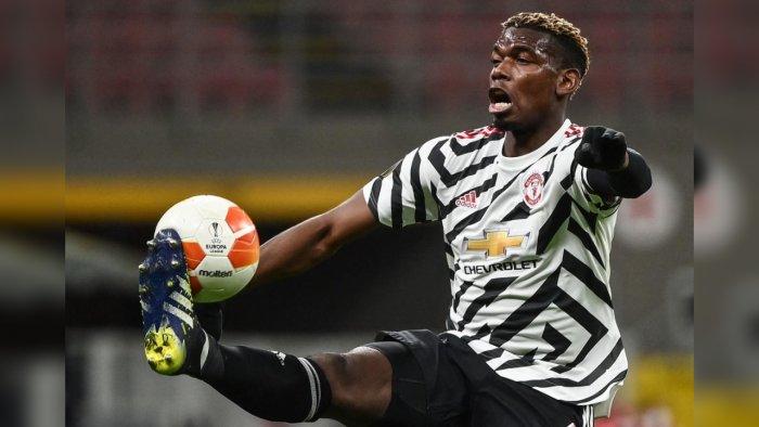 Pogba downs Milan to send Man Utd into Europa League last eight