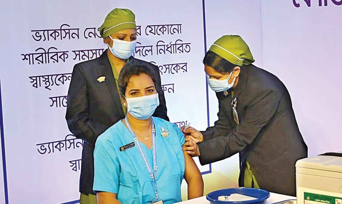 WB approves $500m for Bangladesh to vaccinate 54m people