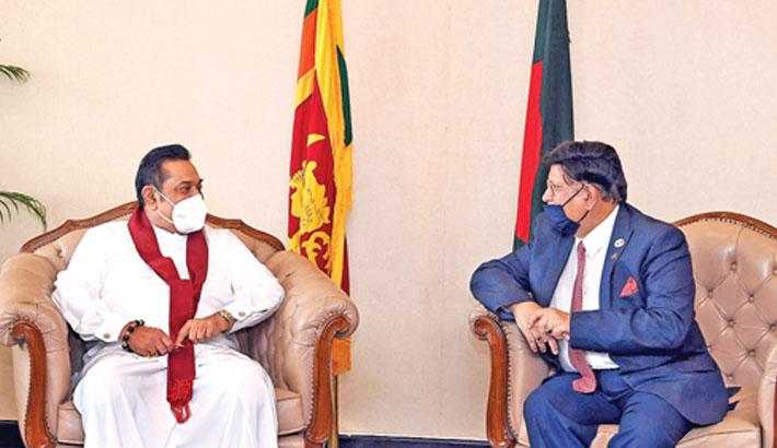 Sri Lanka to support Bangladesh