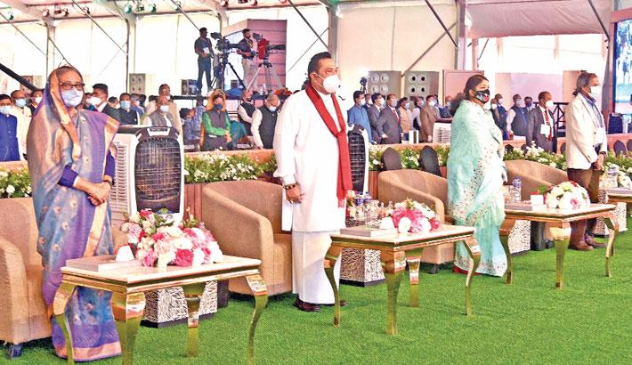 Sri Lanka for boosting ties with Bangladesh