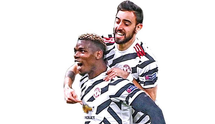 Man Utd to face Granada in Europa League quarterfinals