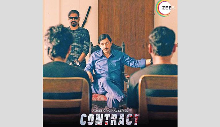Chanchal, Shuvoo starrer 'Contract' released