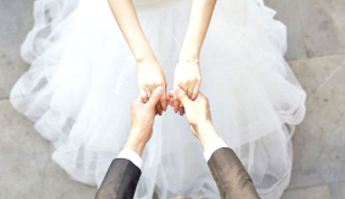 S Korea's marriage hits all-time low