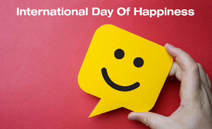 International Day of Happiness : Why we observe happiness day?