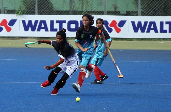 Women's Independence Cup Hockey: Three teams reach semis
