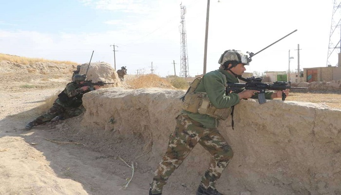 36 killed in Afghanistan's clashes, 7 Taliban militants arrested