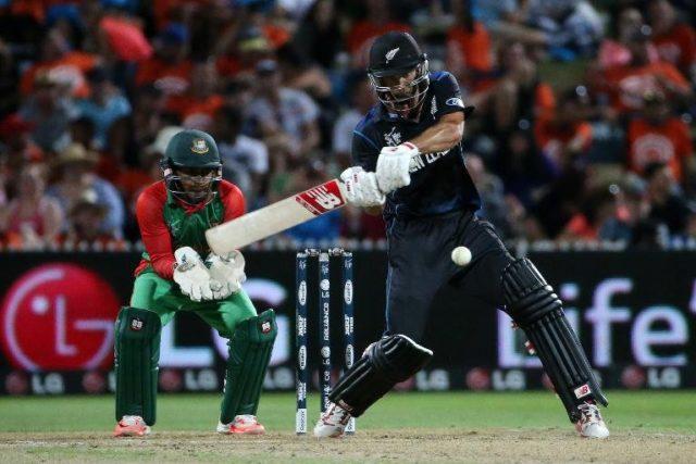 New Zealand beat Bangladesh by 8 wickets in 1st ODI
