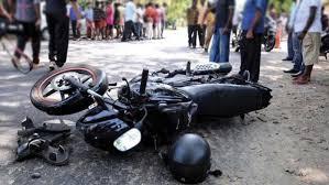 2 killed as microbus hits motorcycle in Munshiganj