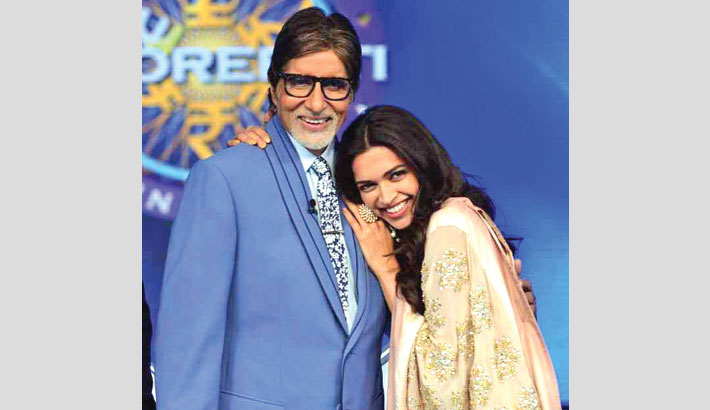 Amitabh roped in to play Rishi's role in Deepika starrer Intern !