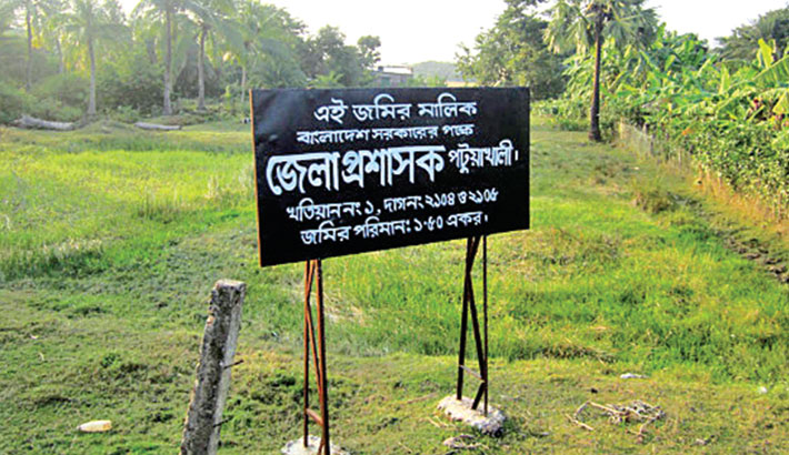 Khas Land: An issue of concern