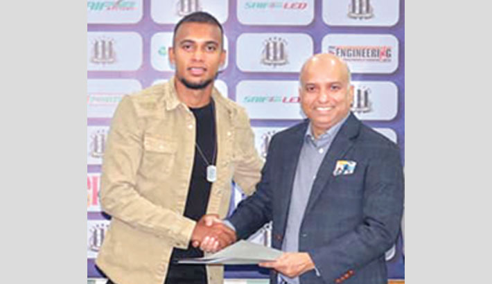 Jamal extends one-year contract with Saif SC
