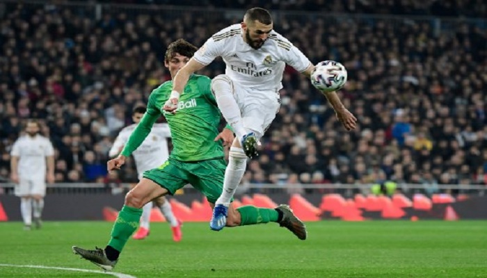 Benzema downs Celta as Real Madrid close in on Atletico