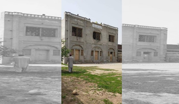 Mob of extremists demolish Ahmadi mosque in Pakistan