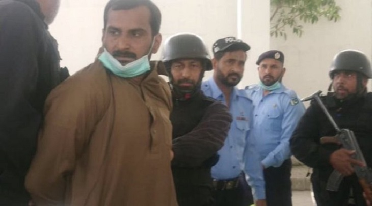 Pakistan: Man held for attempting to attack French Embassy